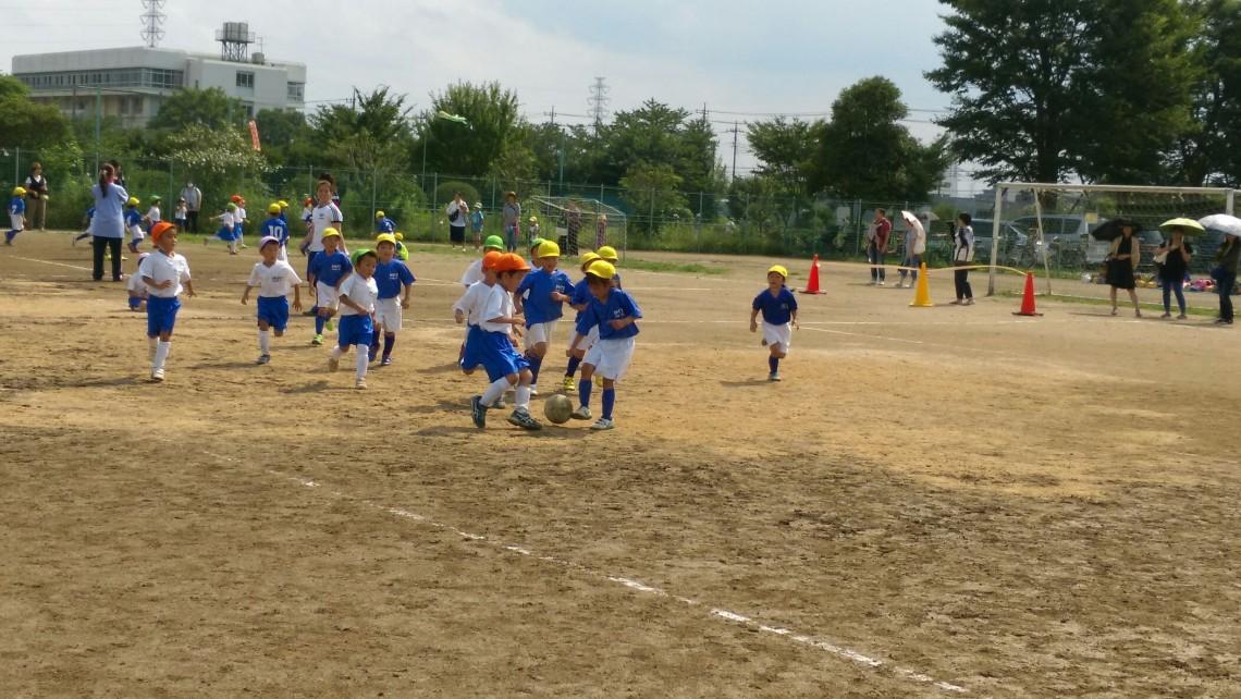 サッカー練習試合5
