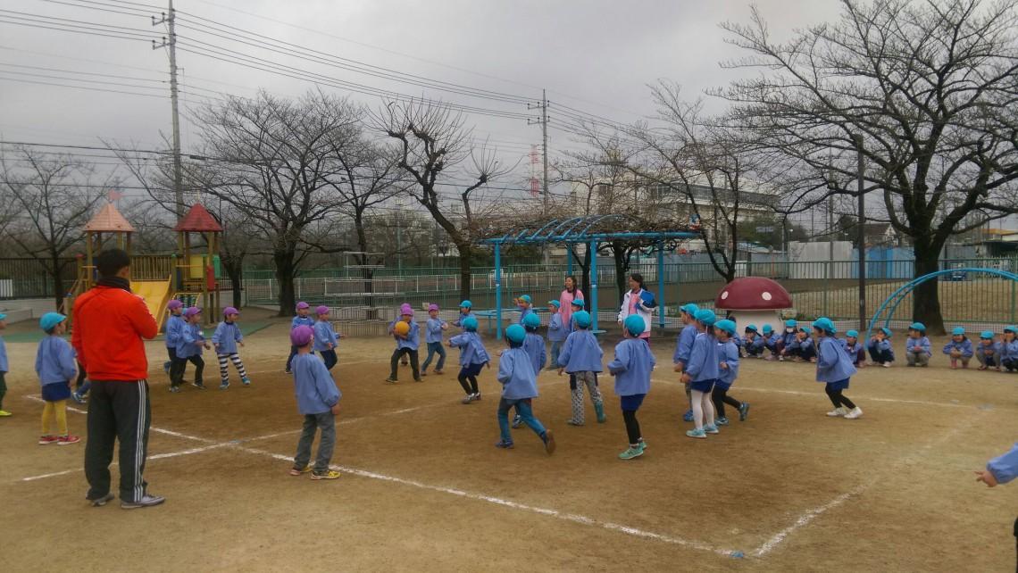 園内ドッヂ3